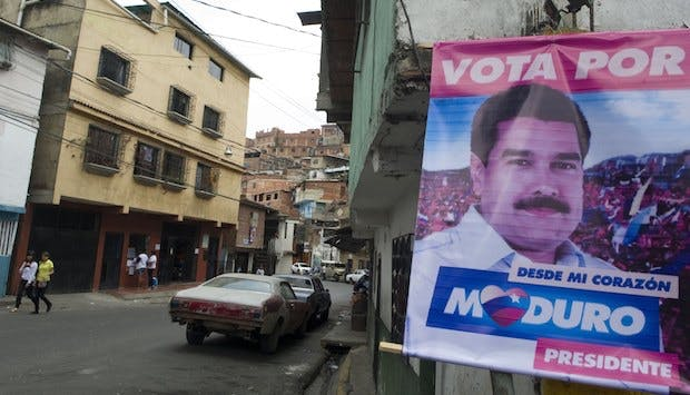 The Mysterious Resilience of the Maduro Regime