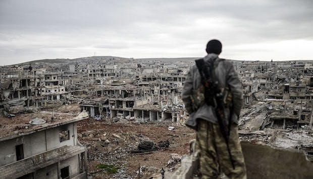 Western Policy Toward the Syria Crisis: Looking Forward