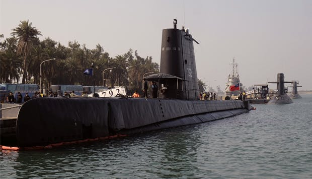 Opportunities for Taiwan's Security, the Indigenous Submarine, and U.S. Policy