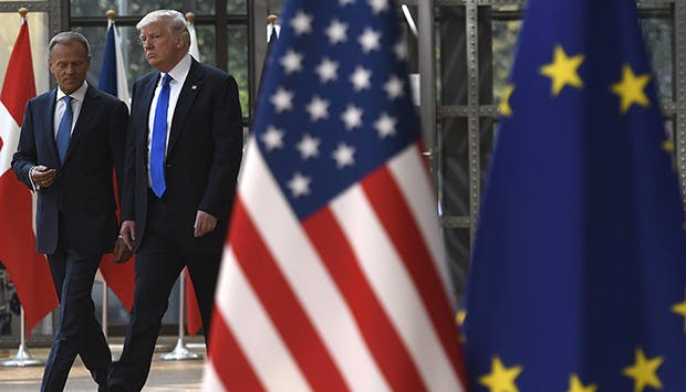 Securing Stability in the Middle East and North Africa: How Should the U.S. and the European Union Work Together?