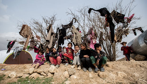 Justice for the Yezidis: ISIS and Crimes of Genocide