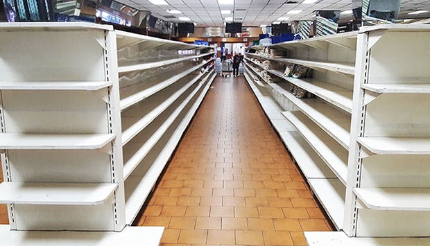 Food as a Tool of Political Domination: The Case for Intervention in Venezuela
