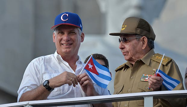 Cuba: Post-Castro Transition