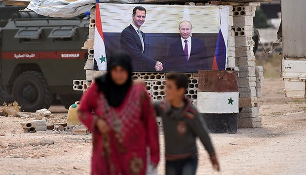 Syria: Obstacles to Reconstruction and Stability