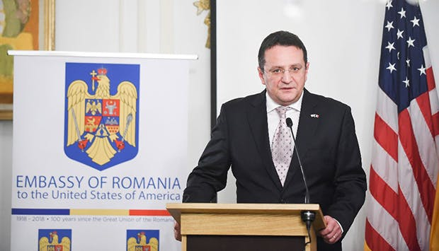 The Ambassadors Series: The Romanian Presidency and the European Union