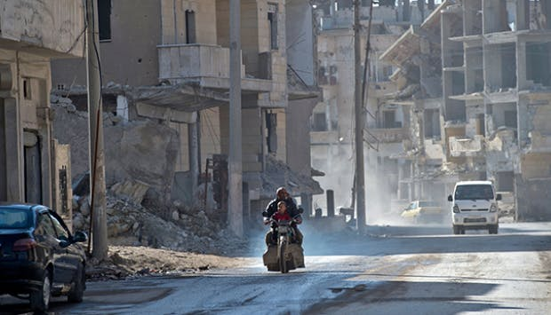 Post-ISIS Stabilization and Reconstruction in Syria and Iraq