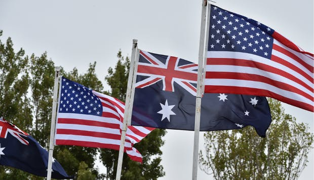 The U.S.-Australia Defence Alliance in a Contested World: A Conversation with Australian Defence Minister Linda Reynolds
