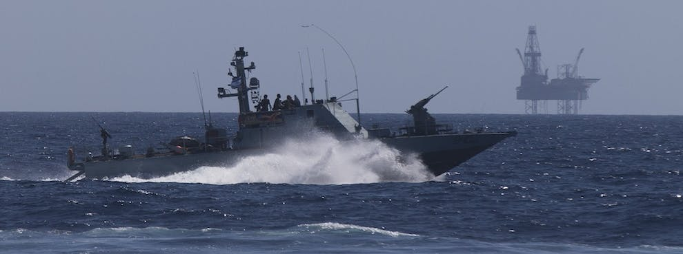 Can Israel Become a Maritime Power?