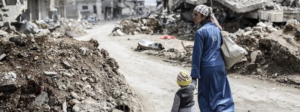 The Syrian Crisis: American Interests and Moral Considerations