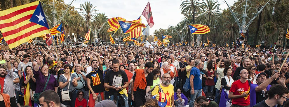 Spain and the Situation in Catalonia: A Conversation with Spanish Ambassador Pedro Morenés
