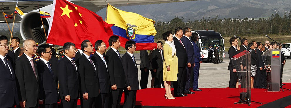 The Implications of China's Growing Involvement in Latin America