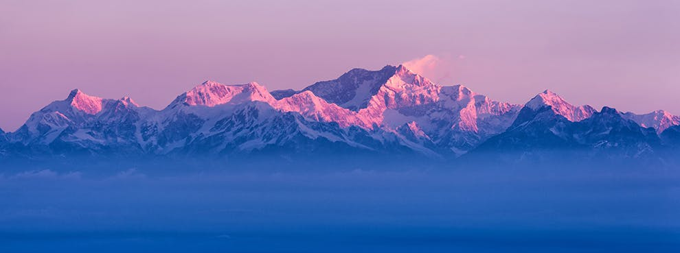 An Integrated Approach to the Himalayas: Report of the Working Group on the Himalayan Region
