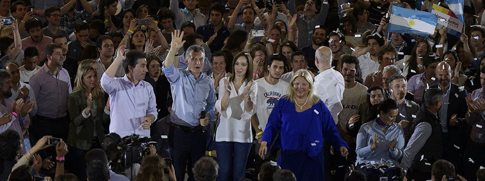 A New Political Order in Argentina
