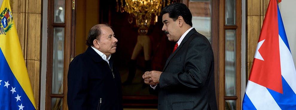 Political and Social Regression in Nicaragua and Venezuela