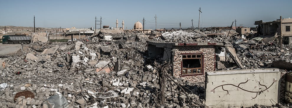 Living With Genocide: Four Years After ISIS Attacked