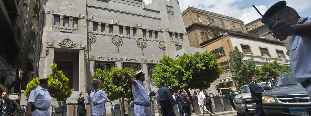 An Egyptian Jew's message to threatened Middle East Christians