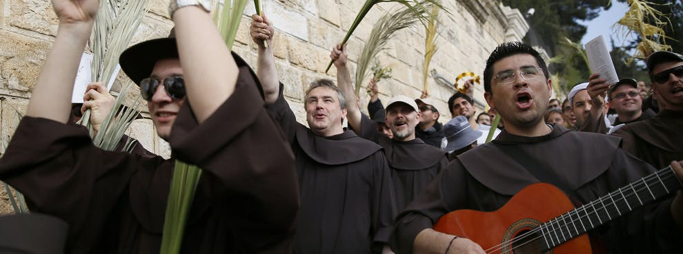 Passover & Holy Week in Jerusalem: Remembering miracles