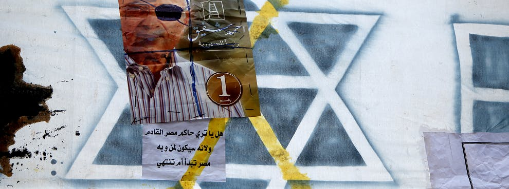 The Sources of Egyptian Anti-Semitism