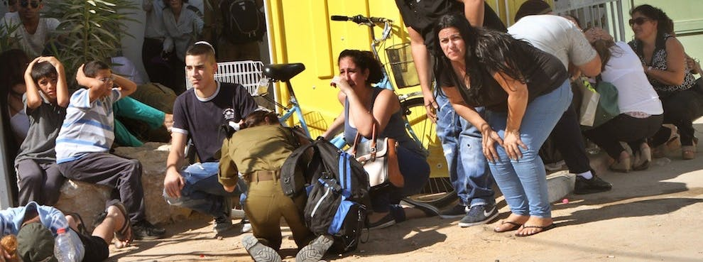 Israel Unrest: 'Missing You in the Bomb Shelter'