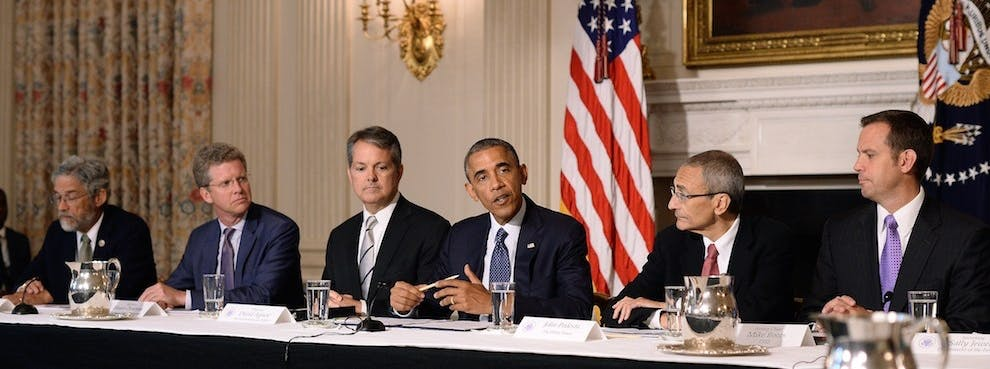 Buyer Beware: Obama Administration's Hurry-up Climate Plan Based on Big Distortions