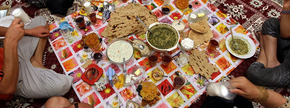 Iftar Invitations:  A Stamp of Approval for Muslim Extremists