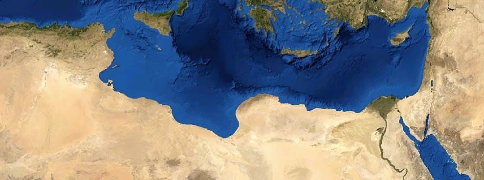 Energy: The West's Strategic Opportunity in the Eastern Mediterranean