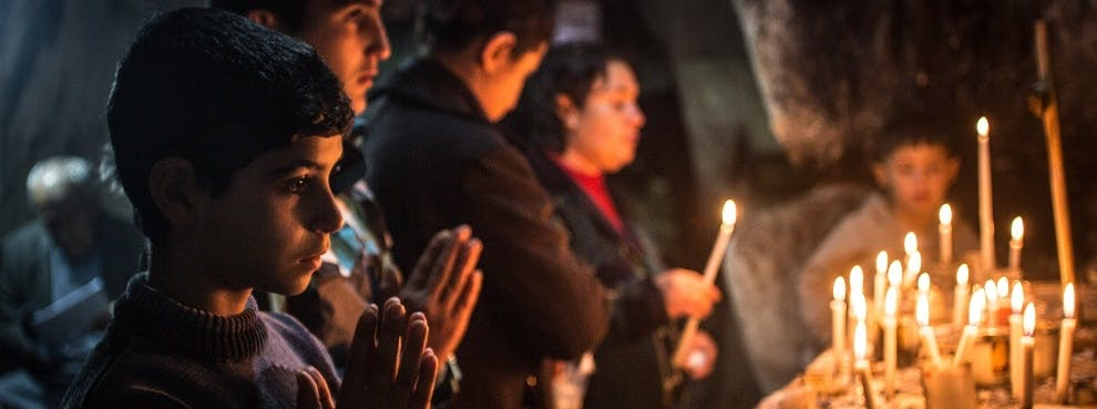 Christians on the Run From Iraq