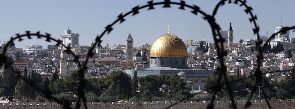 Jerusalem Notebook: Living in the Eye of the Storm