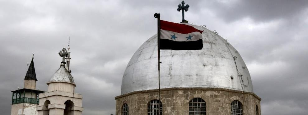 ISIS Captures Christians: Piece by Piece, Middle Eastern Christianity is Being Shattered