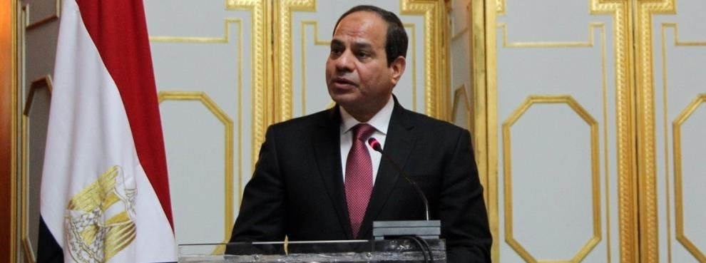 It's Time for Sisi to Protect the Christians