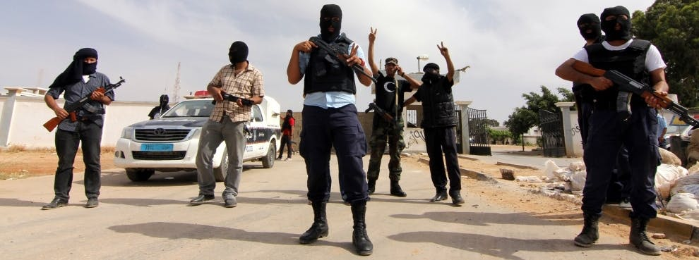 The Rise and Decline of Ansar al-Sharia in Libya