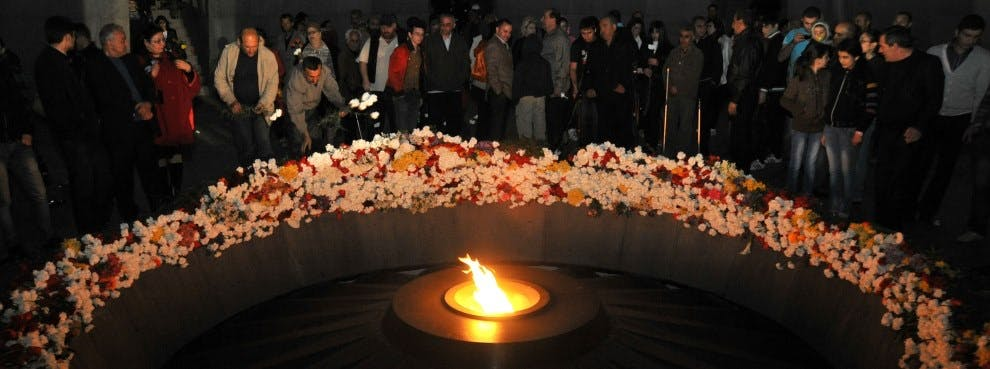 Remembering the Armenian Genocide 100 Years Later