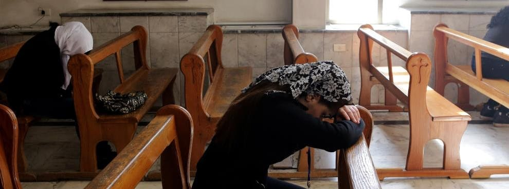 Persecuted Christians: In Search of New Beginnings and Brighter Tomorrows