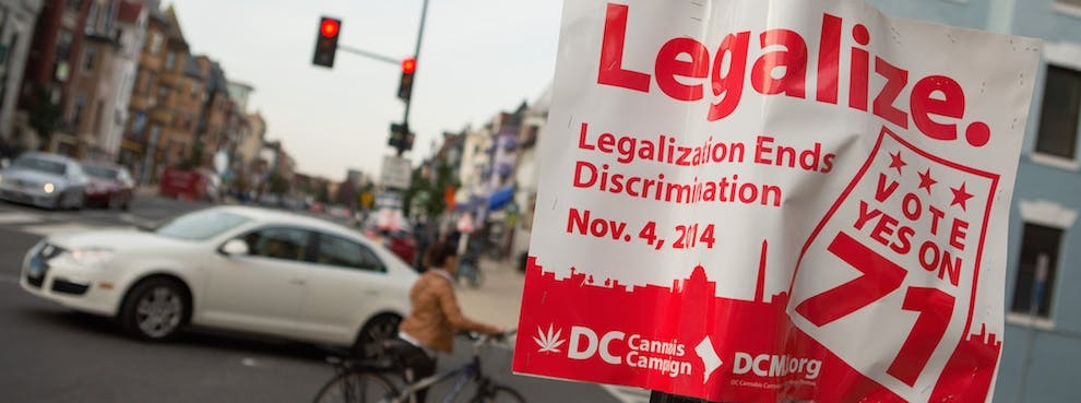 Marijuana and the Rule of Law