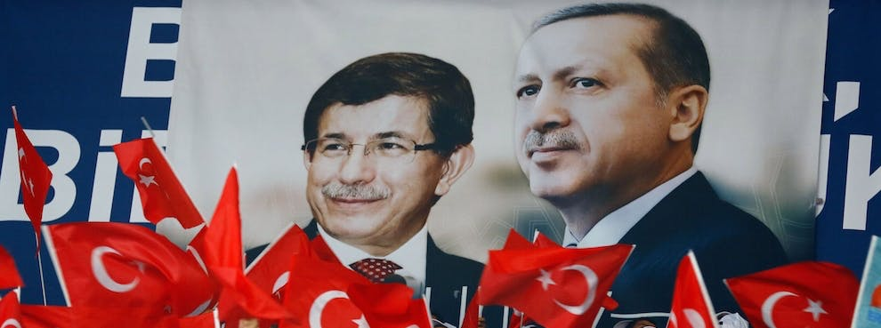The Key to the Future Lies in the Past: The Worldview of Erdoğan and Davutoğlu
