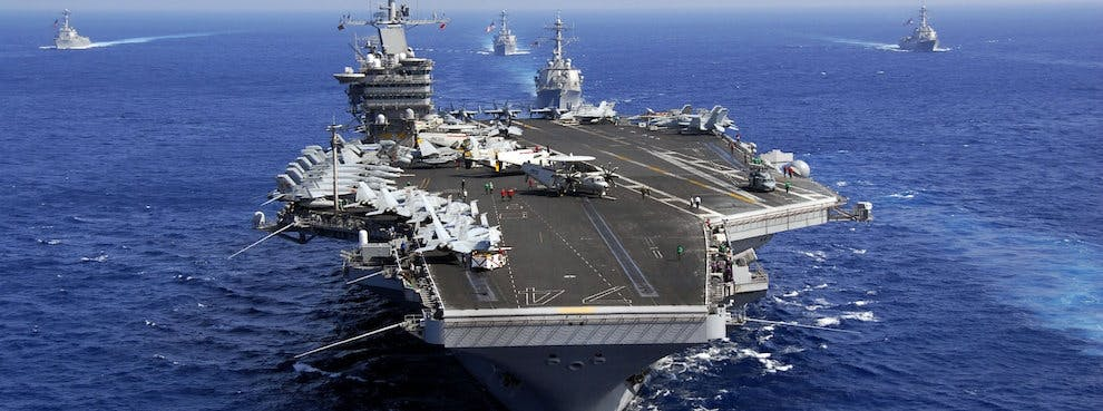 Sharpening the Spear: The Carrier, the Joint Force, and High-End Conflict