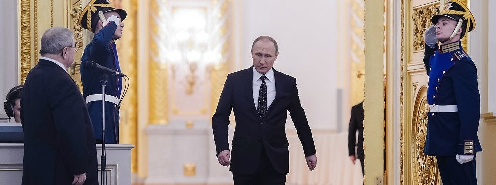 Our Man in Moscow