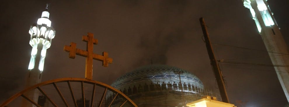 An Outrageous Anti-Christian Attack in Egypt