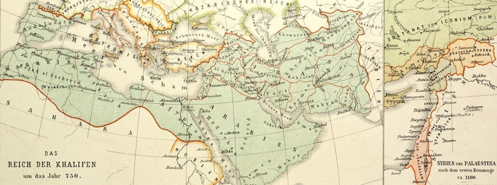 In Search of the Vanished Caliphate