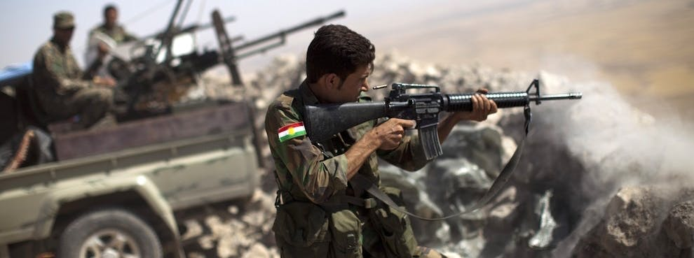 West Iraq: The Search for Leaders and Leverage