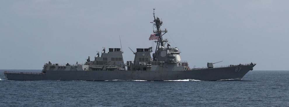 U.S, Israel, and Seapower in the East Med
