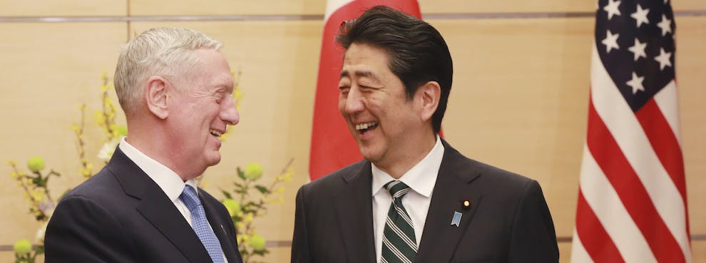 Will Japan Be the U.S.'s New 'Special Relationship'?