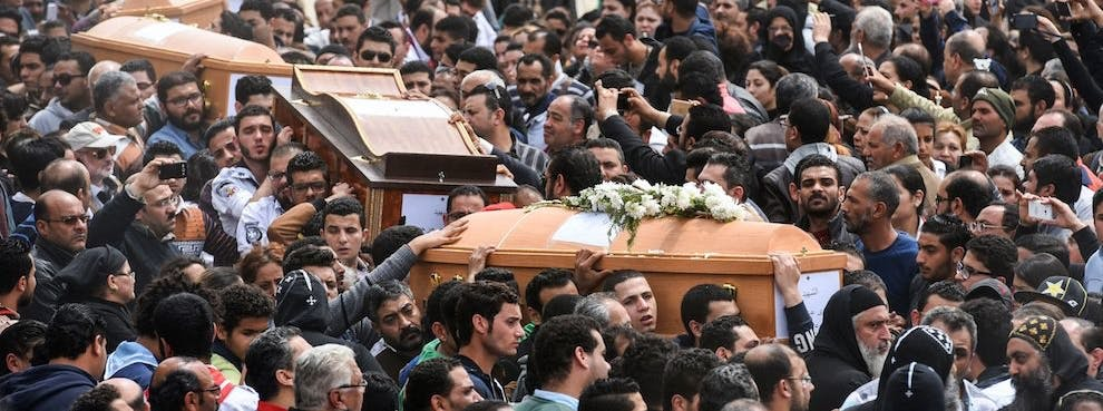 ISIS Palm Sunday Bombing in Alexandria: Coptic Christians' Endless Struggle for Survival