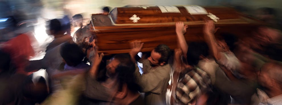 Egypt Attack on Coptic Christians: Wake Up, President Sisi! ISIS is Murdering Your Christian Children