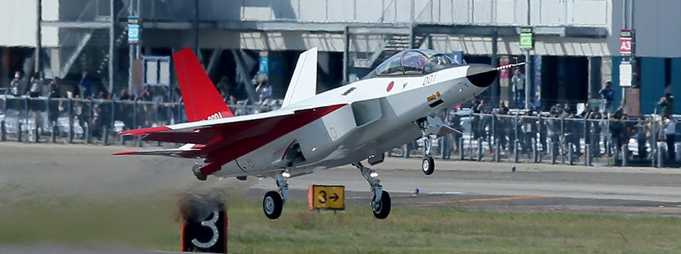 Closing the Defense Industrial Security Gap with Japan