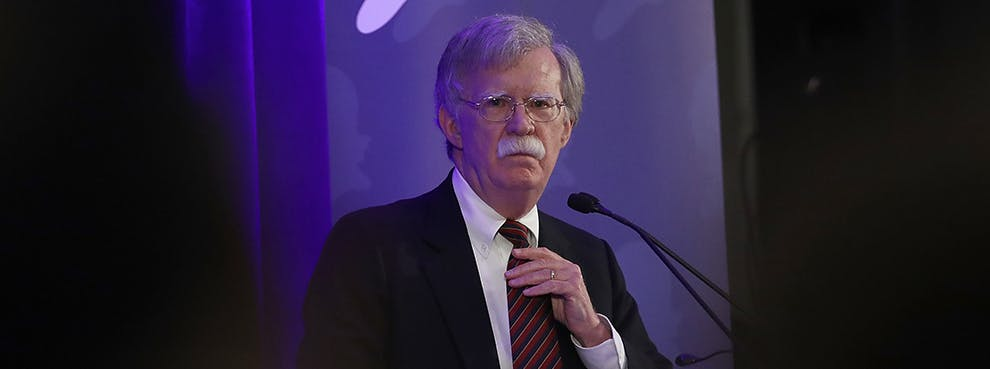 Bolton Speech Underscores Trump Administration Putting America First On The Global Stage