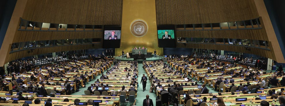 Christianity and National Sovereignty at the UN