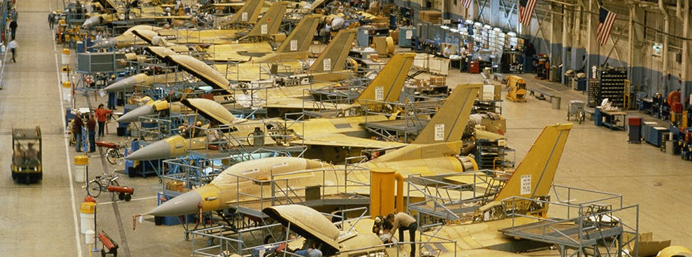 Trump Administration Gets Serious About Defense Industrial Base