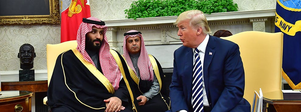 Why Breaking With Saudi Arabia Over Khashoggi Would Hurt America