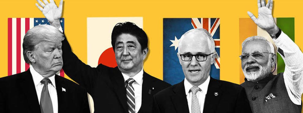 Relations Between the U.S., Japan, and Australia Present a Dilemma for India